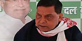 जदयू नेता का कांग्रेस पर हमला, कहा- क्या सदस्यता फार्म का अनुपालन कराए बगैर अजीत शर्मा विधायक दल का नेता बन गए ?