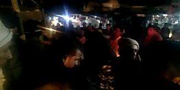 पटना में बेखौफ अपराधियों का तांडव, भरे बाजार की अंधाधुंध फायरिंग, दहशत में लोग