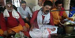 पुलवामा हमले में घायल जवानों की सलामती के लिए सासाराम में हो रहा है महामृत्युंजय यज्ञ