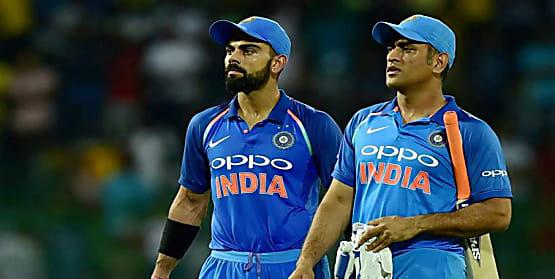 टीम इंडिया की ऑस्ट्रेलिया में विराट जीत, धोनी और जाधव के आगे कंगारूओं के छूटे पसीने