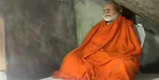 केदारनाथ में पीएम मोदी की शिव साधना,  पवित्र गुफा में ध्यान में हुए लीन