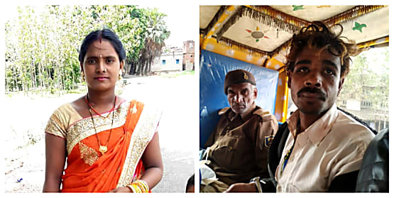 दहेज़ के लिए ससुरालवालों ने की विवाहिता की हत्या, पति गिरफ्तार