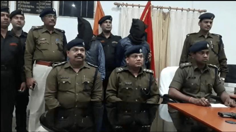 अपराधी पर नकेल कसते हुए हथियार सप्लायर को पुलिस ने दबोचा, हथियार बरामद