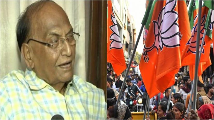 """बीजेपी के वरिष्ठ नेता डॉ सी पी ठाकुर ने फिर से दुहरायी बात, कहा-""""एक को टिकट देने से भूमिहार नाराज"""""""