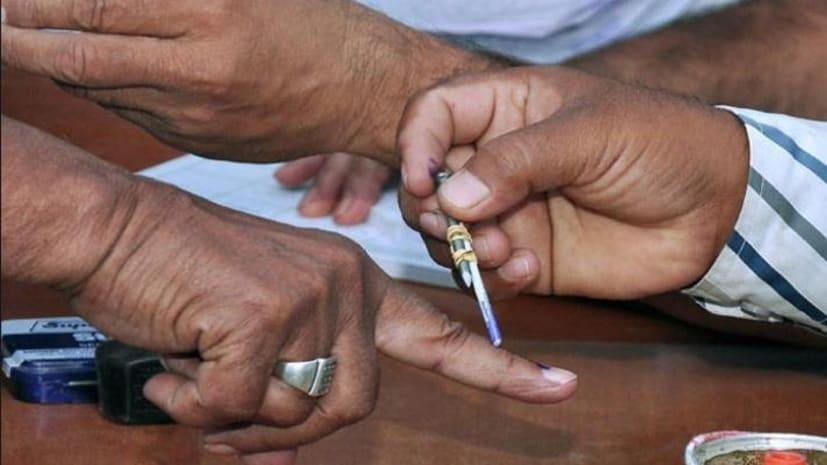 वोटिंग के दौरान हार्ट अटैक से पोलिंग अफसर की मौत