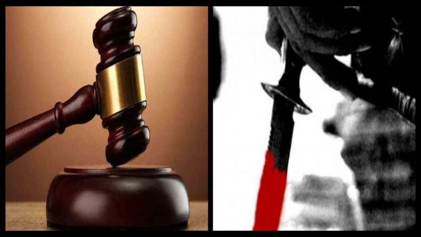 सजा का एलान होते ही बलात्कार के आरोपी ने किया ऐसा, कोर्ट रुम में मचा हड़कंप