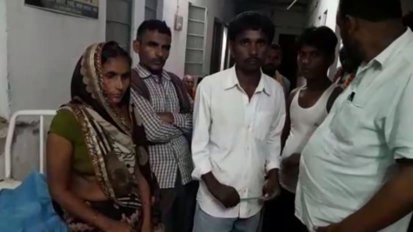 औरंगाबाद में बिजली गिरने से बच्ची की मौत, दो बुरी तरह घायल