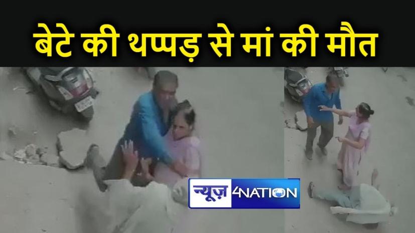 Delhi News : बेटे की एक थप्पड़ ने बुजुर्ग मां को मौत के घाट उतारा, अब महिला आयोग ने पुलिस से पूछा - अब तक क्या की कार्रवाई
