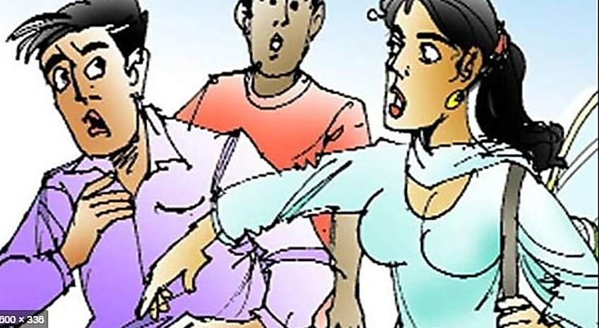 आाशिक मिजाज डॉक्टर साहब को महिला से रसीली बातें करना पड़ा महंगा..एएनएम पति ने कान के नीचे जड़ दिया तमाचा
