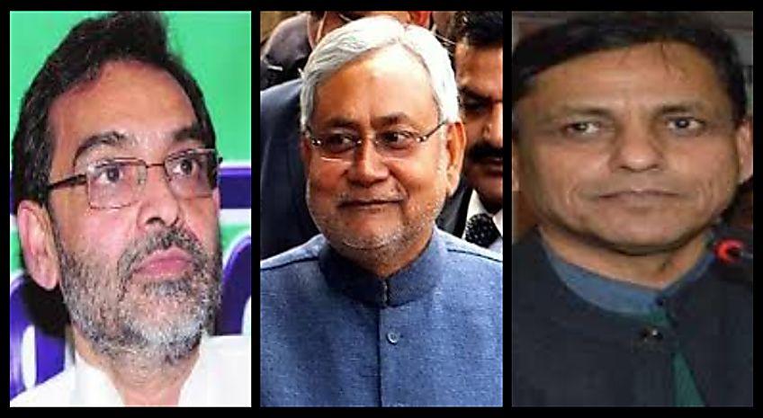 उपेन्द्र कुशवाहा के एनडीए से आउट होने के बाद बिहार के कुशवाहा नेताओं की बल्ले-बल्ले
