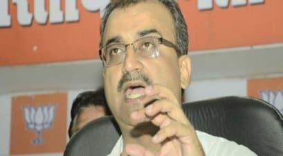 मंगल पांडेय का RJD पर हमला, कहा- उम्मदवारों को मिले टिकट पर भ्रष्टाचारी के हस्ताक्षर है