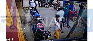 नवादा में दिनदहाड़े 2 लोगों को मारी गोली, पूरी वारदात सीसीटीवी में कैद