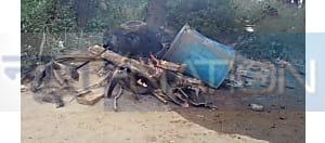 स्वाट जवानों ने उग्रवाद प्रभावित इलाके के जंगलों में की छापेमारी, शराब की कई भट्ठियों को किया ध्वस्त