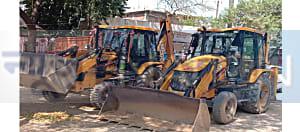 बालू माफियाओं के खिलाफ एएसपी अभियान की बड़ी कार्रवाई, 4 ट्रक, 2 जेसीबी किया जब्त, 3 को  मौके से किया गिरफ्तार
