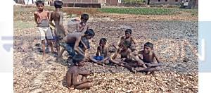 शर्मनाक: गरीब बच्चे परिवार का पेट पालने के लिये मार रहे हैं मेढ़क, जहानाबाद से दिल को झकझोरने वाली तस्वीर