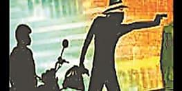 नवादा में अपराधियों का तांडव, बंदूक के बल पर ट्रक को किया अगवा