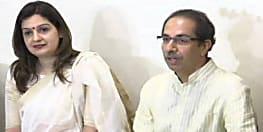 कांग्रेस को बाय-बाय बोलकर प्रियंका चतुर्वेदी ने थामा शिवसेना का हाथ