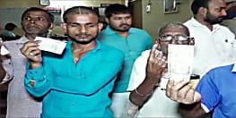 हैरतगंज मामला : मतदान से पहले ही वोटरो की उंगली पर लगा दी गई स्याही, बदले में दिए गए रुपये