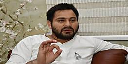 तेजस्वी यादव ने खुद नहीं किया मतदान, वोट की चोट से पीएम मोदी को हटाने की जनता से की थी अपील