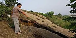 सावधान : पटना- बख्तियारपुर फोरलेन पर सचेत होकर चलिए, बारिश की वजह से बना गड्ढा