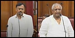 विधान परिषद में विपक्ष ने कहा,बिहार में शराबबंदी फेल तो सत्तापक्ष ने कहा- चोर बोले जोर से