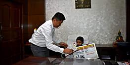 जानिए कैसे पांच वर्षीय अतुल्य बन गया मगध प्रमंडल का कमिश्नर! पढ़िए पूरी खबर