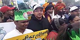 राजद का यह विधायक मानव श्रृंखला में हुआ शामिल, कहा पार्टी लाइन से हटकर नहीं किया काम