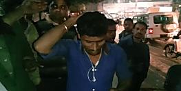 पटना में पार्किंग को लेकर दो गुटों में हिंसक झड़प,पुलिस ने तीन को लिया हिरासत में