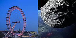 नासा ने दी चेतावनी, धरती की तरफ आ रहा है लंदन आई से बड़ा उल्का पिंड