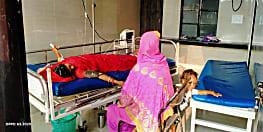 बेगूसराय में अपराधी बेलगाम, महिला को दिनदहाड़े मारी गोली