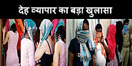 देह व्यापार के दलदल से मुक्त कराई गई 7 नाबालिग समेत 15 लड़कियां, 8 युवक गिरफ्तार