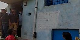 पुलिस चौकसी का दावा फेल, हथियारबंद लुटेरों ने बंधक बनाकर की लूटपाट, विरोध करने पर दंपति को बेरहमी से पीटा