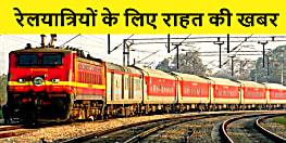 रेलयात्रियों के लिए ख़ुशी की खबर,  जयनगर, मुजफ्फरपुर एवं सहरसा से दिल्ली के लिए चलेगी पूजा स्पेशल ट्रेन