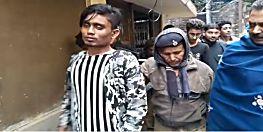 चोरी की नियत से घर में घुसे युवक को पीटकर पुलिस को सौंपा