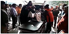 अपराधियों का तांडव: रेल कर्मी के पति को मारी गोली, सकते में पुलिस