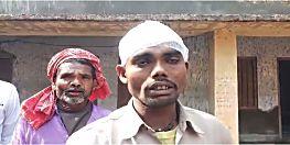 उप प्रमुख के पति की दबंगई, मजूदरी मांगने पर लेबर को जमकर पीटा