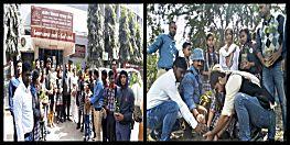 केन्द्रीय विद्यालय दानापुर में एक पौधा शहीद जवानों के नाम कार्यक्रम का हुआ आयोजन, छात्र-छात्राओं ने किया पौधरोपण