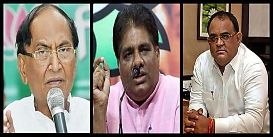 अमित शाह से मुलाकात के बाद भूपेंद्र यादव, डॉ. सीपी ठाकुर और सच्चिदानंद राय करेंगे ज्वाइंट पीसी, परंपरागत वोटरों के जख्म पर मरहम लगाने की होगी कोशिश