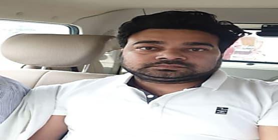 बिहार एसटीएफ ने 50 हजार के इनामी अपराधी को किया गिरफ्तार....