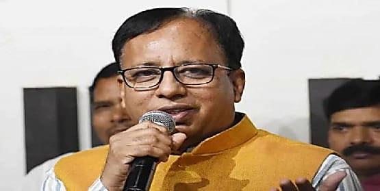 बिहार बीजेपी ने आनन-फानन में एक नेता को बनाया प्रदेश उपाध्यक्ष,जानिए....