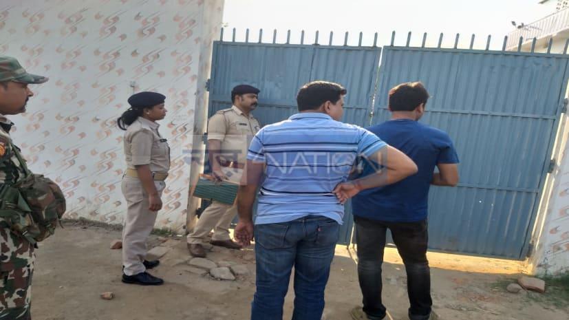 अभी अभी : बाहुबली अनंत सिंह के ख़ास लल्लू मुखिया के घर पुलिस की रेड जारी....