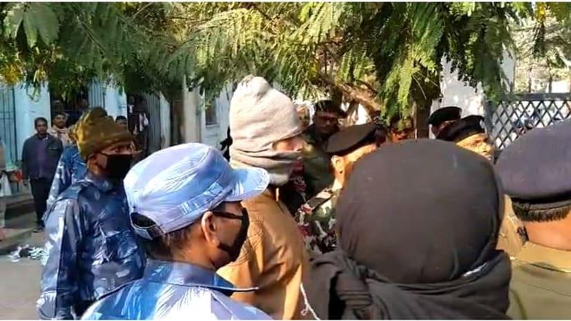 पूर्व मेयर समीर हत्याकांड में शामिल शूटर गोविन्द की पेशी, रिमांड अर्जी मंजूर