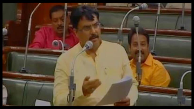 बीजेपी विधायक ने सदन में अपनी हीं सरकार को घेरा,कहा- जनसंख्या नियंत्रण को लेकर यह काम करे सरकार