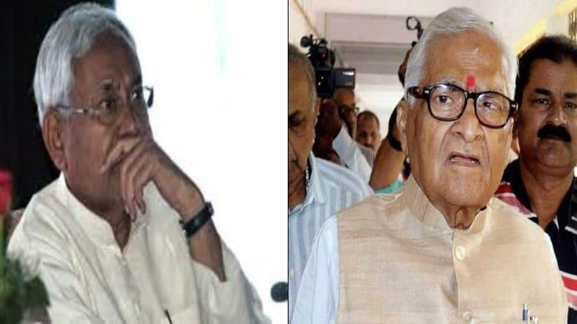 पूर्व सीएम जगन्नाथ मिश्र के निधन पर बिहार में तीन दिनों का राजकीय शोक, सीएम नीतीश ने किया एलान