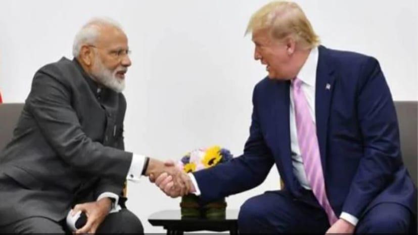 ट्रंप से मोदी की फोन पर आधे घंटे तक बातचीत, PM बोले- शांति के लिए जरूरी है आतंक का खात्मा