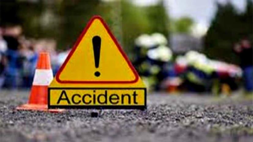 पटना में कार ने मारी तीन लोगों को टक्कर, तीनों की हालत गंभीर, कार चालक फरार