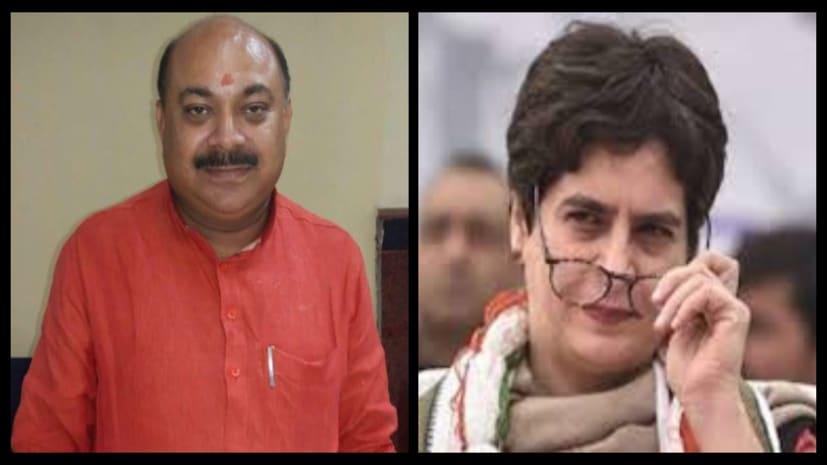 बिहार बीजेपी का कांग्रेस महासचिव पर बड़ा हमला, कहा-संकट की इस घड़ी में मत कीजिए ऐसी राजनीति