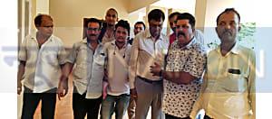 बेगूसराय डीडीसी कार्यालय में निगरानी का छापा, प्रधान लिपिक 30 हजार रुपये घूस लेते रंगे हाथ गिरफ्तार