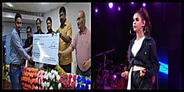 NSIT क्रस्ट 19 बॉलीवुड की मशहूर गायिका शाल्मली के गाने पर झूमे छात्र, शानदार शाम के साथ टेक्नोफेस्ट-19 का हुआ समापन
