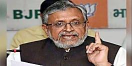 वंदे मातरम् पर बिहार में बवाल, सिद्दकी के बयान पर डिप्टी सीएम सुशील मोदी ने राजद-कांग्रेस नेतृत्व से मांगी सफाई